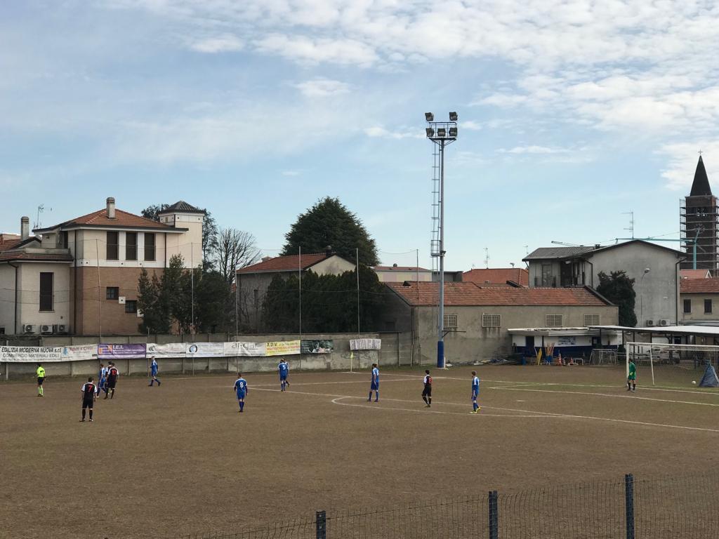 22^ giornata – Stop Folgore Legnano, il Cas vince e allunga. Brebbia corsaro, tris Vanzaghellese