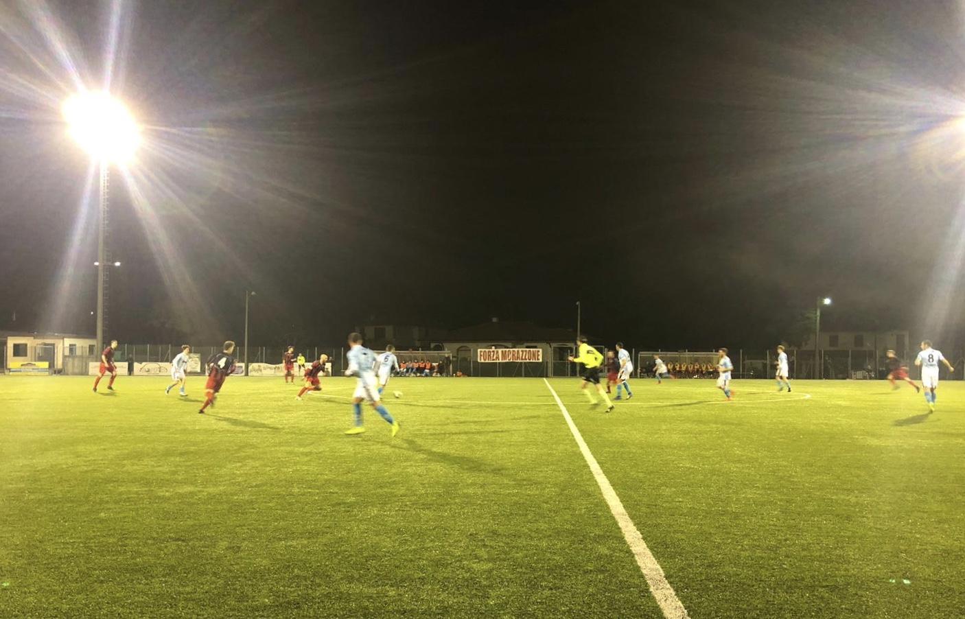 Recuperi 19^ – Vergiatese nuova capolista, 4 gol a Morazzone