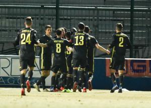 busto arsizio pro patria juventus under 23 festa gol 0-1