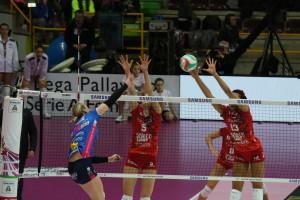 UYBA-Novara Coppa Italia 11 bartsch