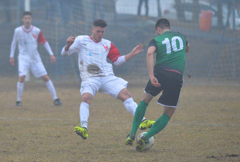 Juniores eroica. La Castanese vince a fatica 1-0. VIDEO