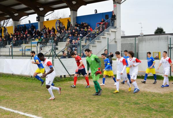 La squadra torna a Varesello con i baby biancorossi