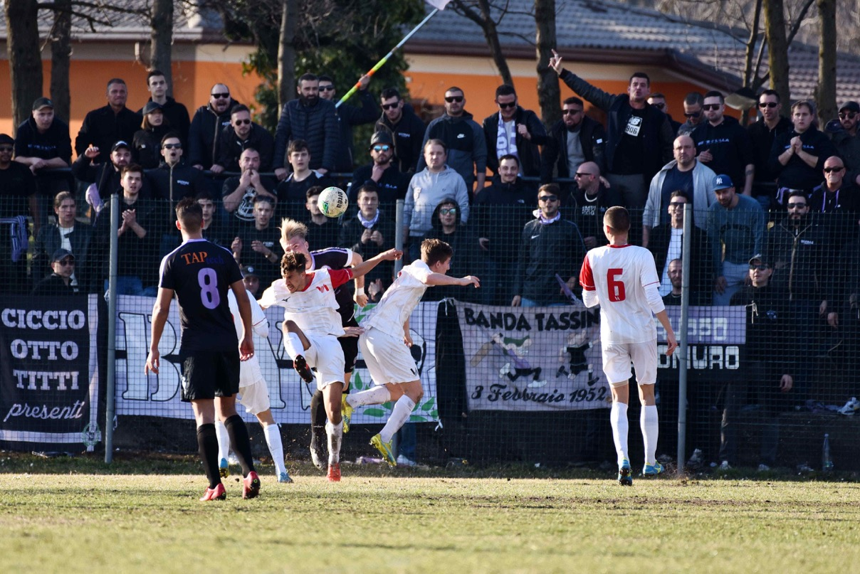 Il Legnano batte il Varese nel derby delle ripicche – FOTOGALLERY