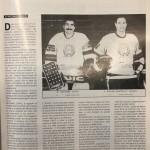 1987 regular season hockey