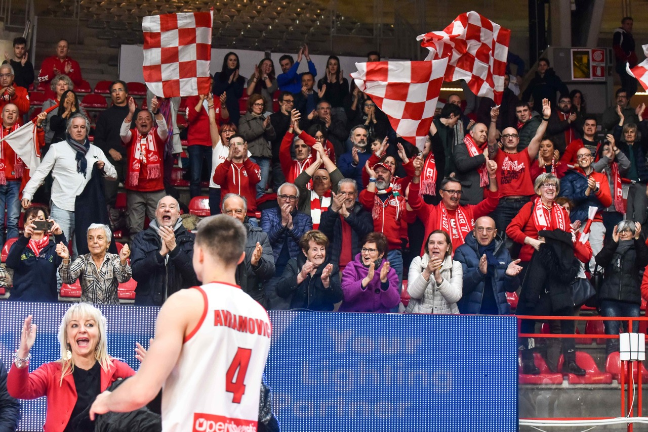 Varese si esalta in FIBA – TUTTE LE FOTO