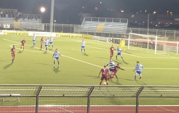 Pro Patria rimbalzata a Pontedera (1-0)