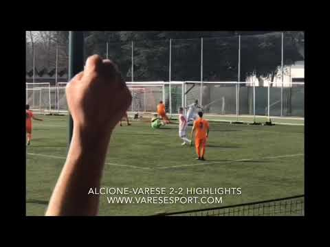 Alcione-Varese 2-2 gli highlights