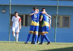 Canelli-Varese esultanza 08
