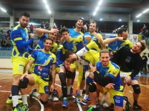 caronno pertusella volley b maschile