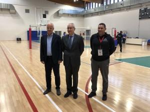 Cartagine volley a Varese