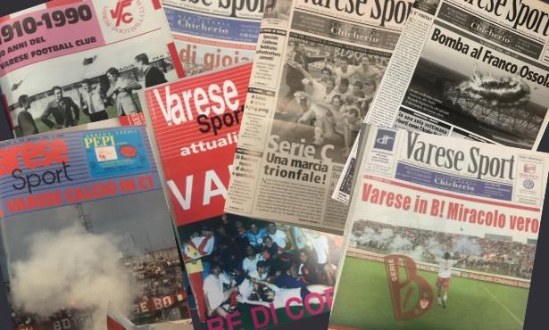 109 anni di storia del Varese Calcio raccontati da noi