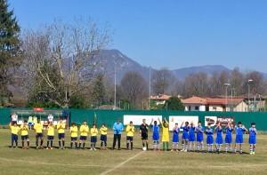 Giovanissimi Provinciali 2005 Cantello Belfortese-Union Villa Cassano
