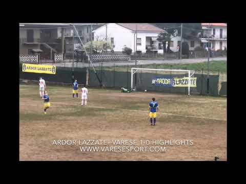 Gli HIGHLIGHTS di Ardor Lazzate-Varese