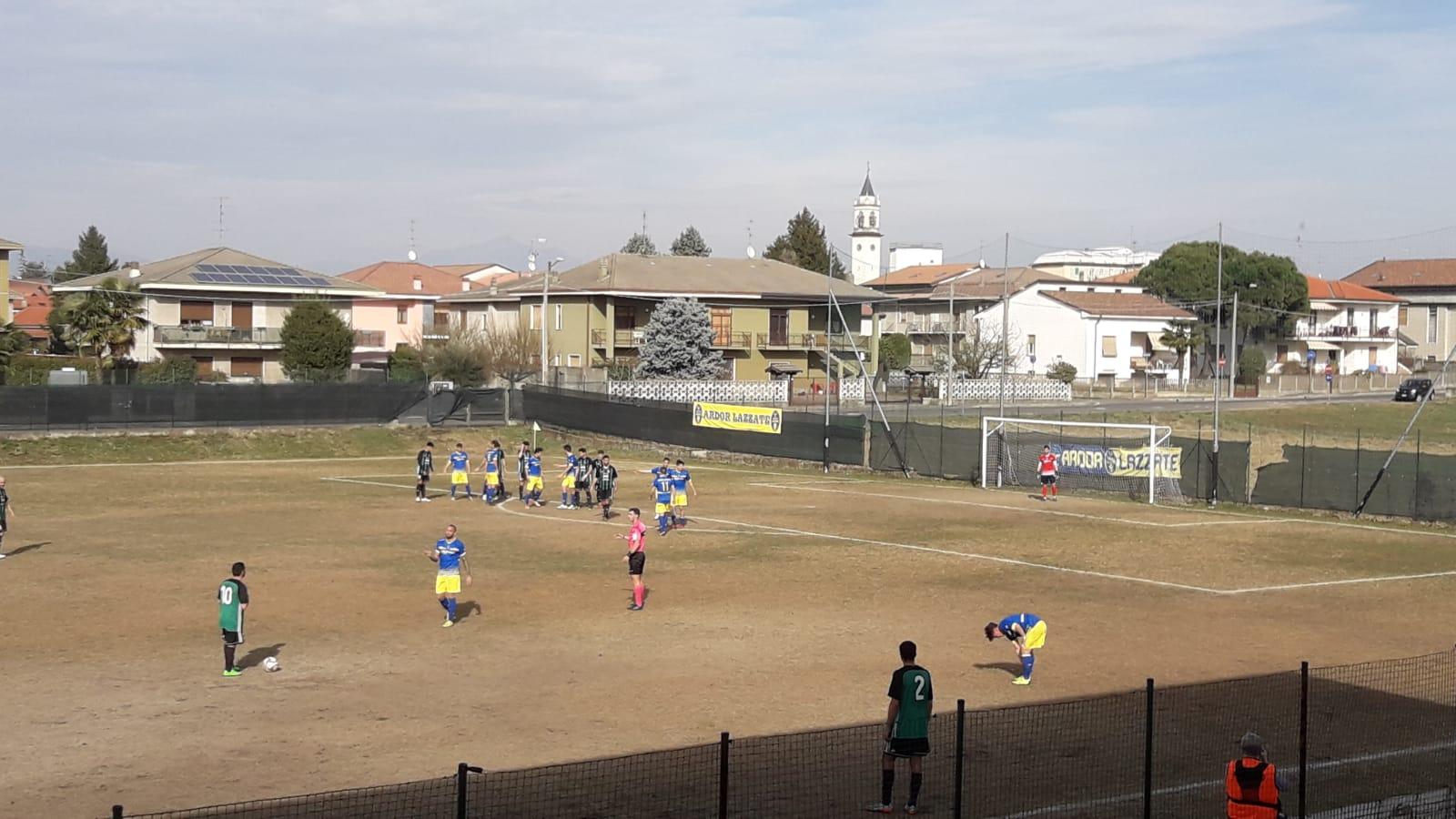 23^ giornata – Cade la capolista, accorciano Legnano e Fenegrò. Vince il Verbano, Union Cassano ko