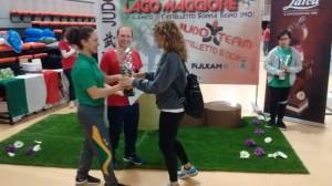 judo Lorena Sina premiata a Castelletto Ticino