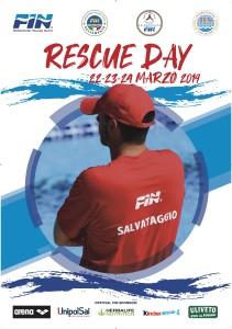locandina rescue day