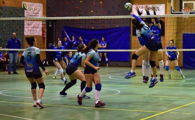 Luino Volley corsara a Tromello: tre punti d'oro balzo in classifica