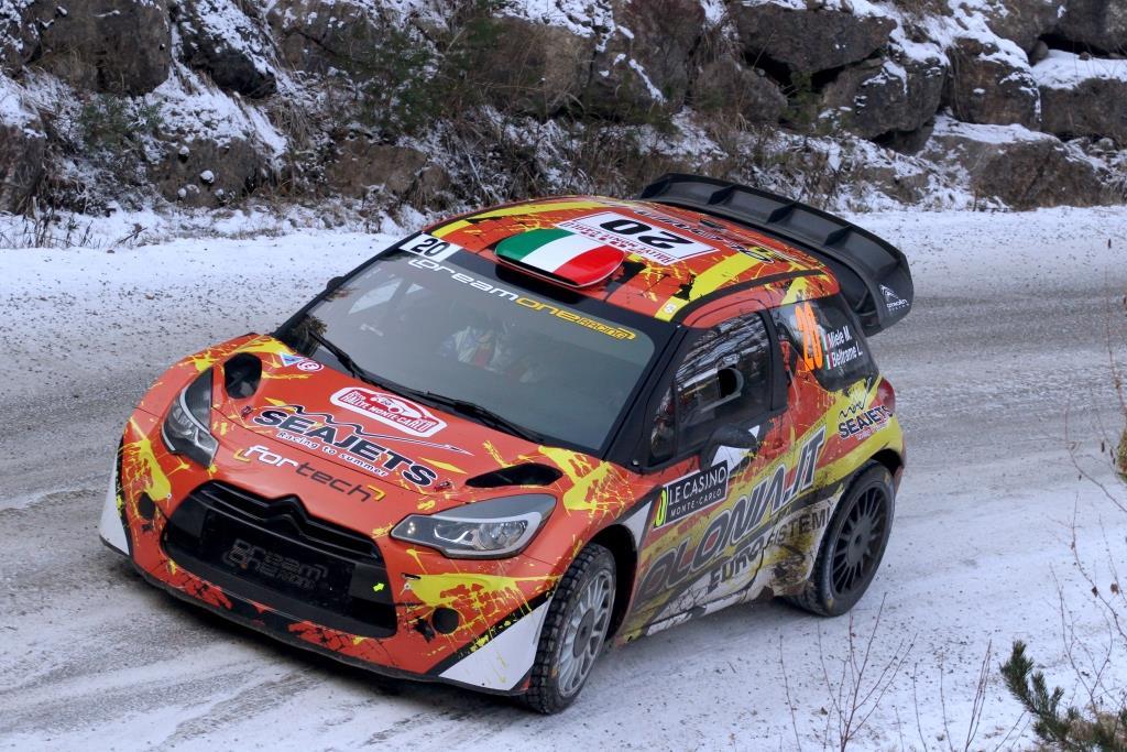 Simone e Mauro Miele al Rally dei Laghi