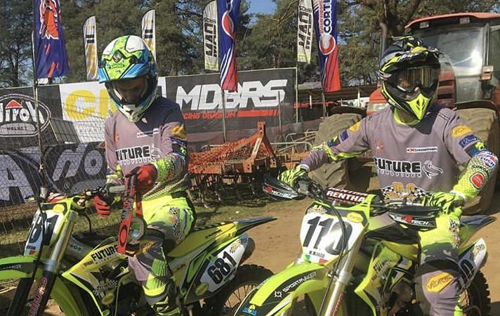 Motocross – Matteo Manzo sul podio per il Moto Club Varese