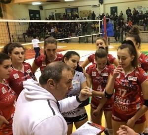 orago b2 femminile volley