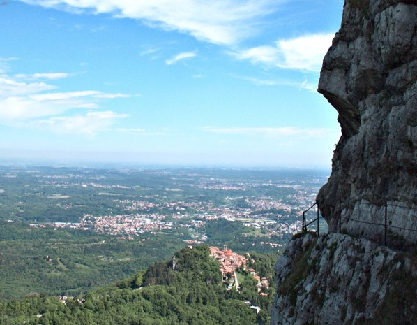 Arrampicata – 581mila euro per la parete di roccia al Campo dei Fiori