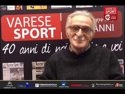 """Piovanelli, firma storica di Varese Sport: """"Quella lettera dall'avvocato che Turri voleva spedirmi"""""""