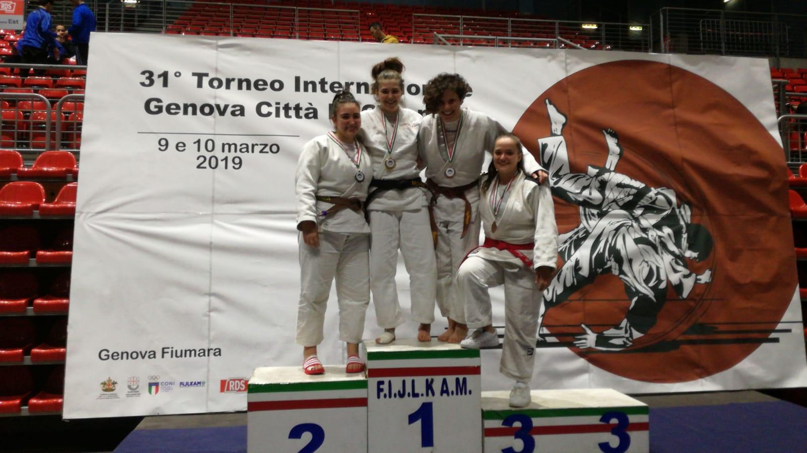 Judo – Gran Prix Nazionale, Zanesco e Formentin sul podio