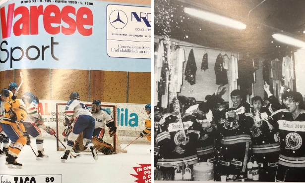 30 anni fa lo scudetto della Kronenbourg – FOTO e VIDEO