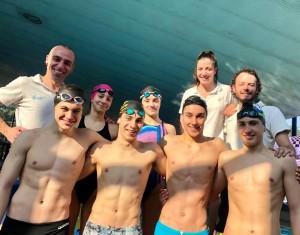 Rari Nantes Saronno ai Criteria Giovanili nuoto