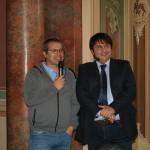 Salotto Varese Sport hockey 11 marzo 04 romaniello visentin
