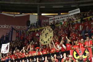 UYBA-Alba Blaj finale coppa cev by Molinari 15 tifosi adf