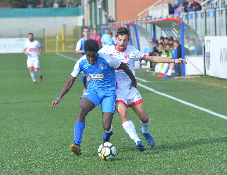 Varesina-Sestese 1-1: a Franzese risponde Balljini