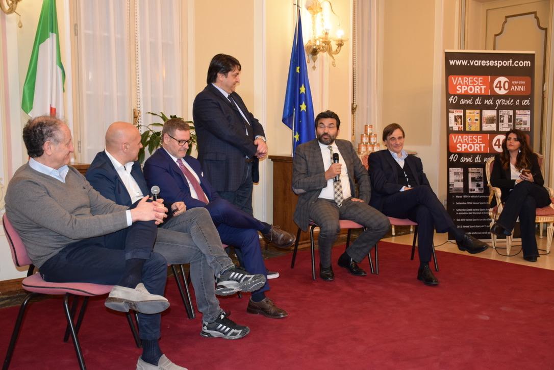 Il Salotto Varese.Pallva Uyba Varese E Non Solo Presidenti E Imprenditori A