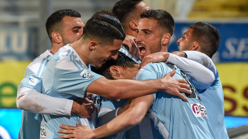 Serie C – L'Entella se ne va