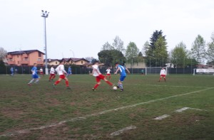 Allievi Provinciali 2003 Union Villa Cassano-Bosto