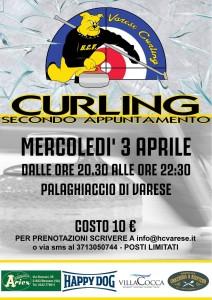 curling palaghiaccio varese 3 aprile 2019 locandina