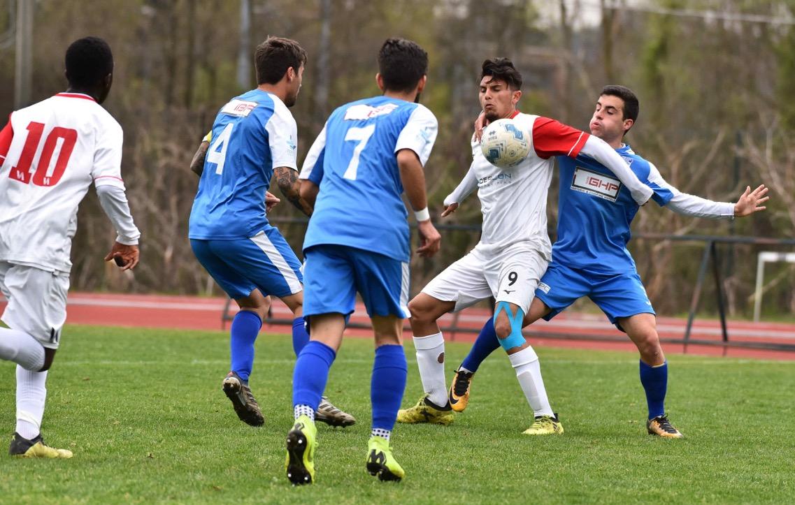 Porte inviolate, Sestese-Varese 0-0