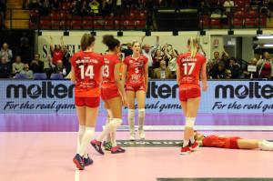 Monza-UYBA gara3 playoff by Molinari 13