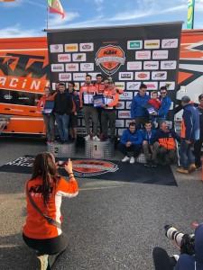 Premiazione Moto Club Varese II posto