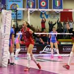 UYBA-Monza gara-1 quarti playoff by Molinari 11