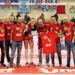 UYBA-Monza gara-1 quarti playoff by Molinari 16 herbots migliore farfalla