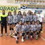 Orago Under 12 Volley