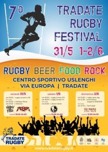 rugby tradate festival locandina 2019