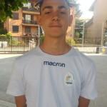juniores OrMa calcio csi capitano Christian Sandi