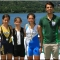 Cinque medaglie per Canottieri Luino a Corgeno