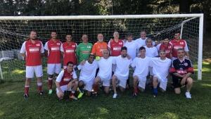 All Star Varese Sport battuta ai rigori dalle Vecchie Glorie Varese Calcio