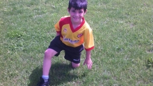 Baby calciatori crescono: Massimiliano Rorro pallone d'oro di Sprint e Sport