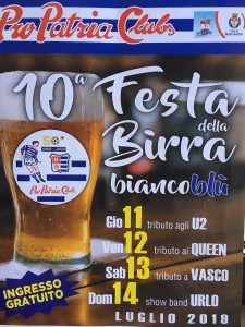 Festa della Birra Biancoblu