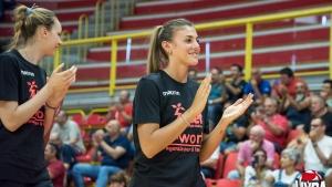 """Europei in vista, Alessia Orro è in partenza: """"Ce la metteremo tutta"""" – VIDEO"""