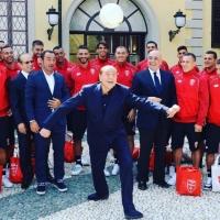 Berlusconi cerca la storia e parte dalla Pro Patria. Prevendite attive